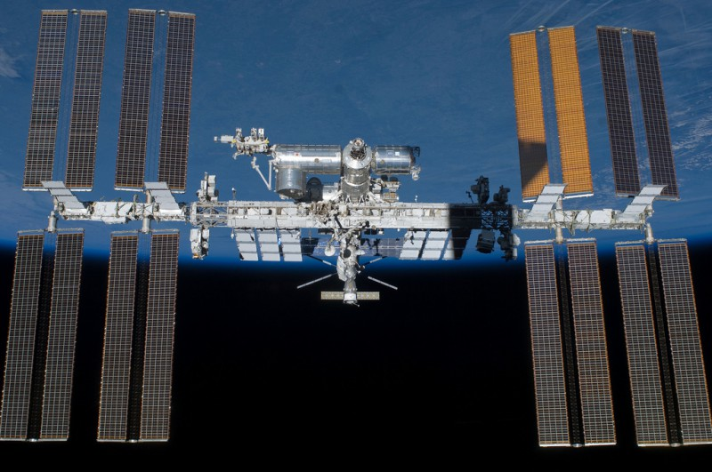 NASAs Real Gravity - Space Station on May 29, 2011