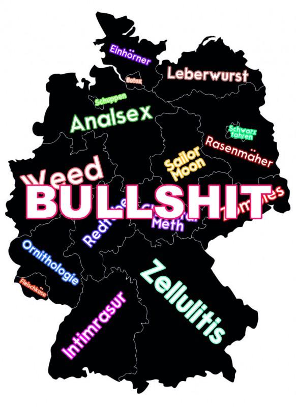 Was man aus den Google-Suchen über Deutschland lernen kann