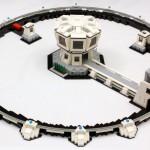Ein LEGO-Teilchenbeschleuniger, der einen LEGO-Fußball auf 12,5 km/h beschleunigen kann