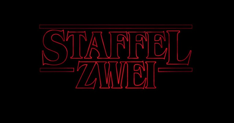 staffel stranger things